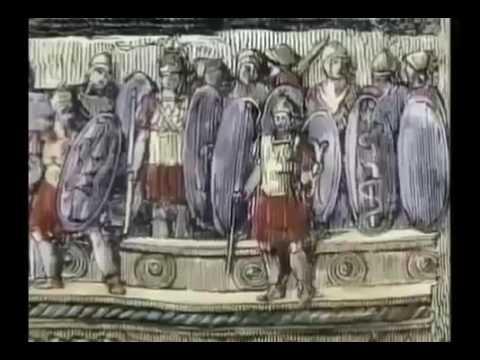 THE ROMAN LEGION WORLD'S GREATEST KILLING MACHINE ✪ Military History Channel HD