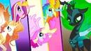 РАРИТИ и ФЛАТТЕРШАЙ в Май литл пони 8 Дружба это чудо с Кидом по Мультику My Little Pony