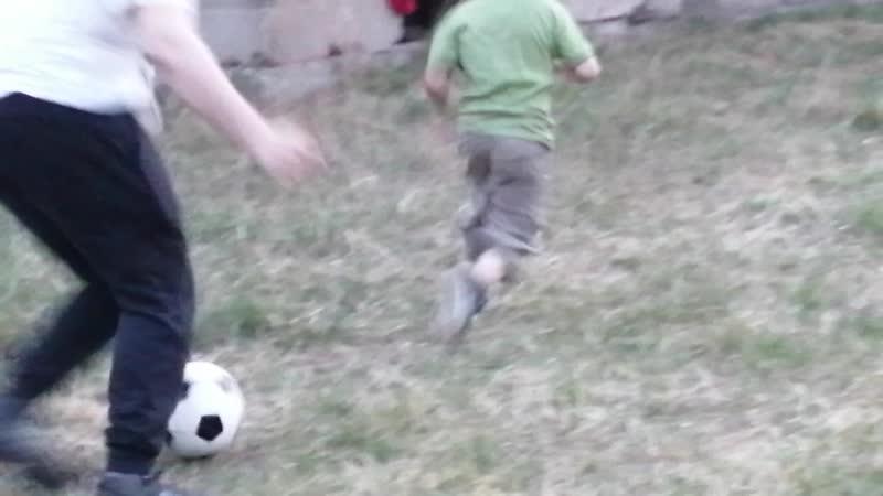Малышковый футбол