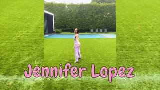 Jennifer Lopez new dance compilation | Behind the scenes Sky Ana