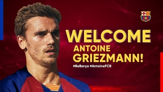Antoine Griezmann ● Welcome to Barcelona 2019 ● Skills & Passes | Антуан Гризманн