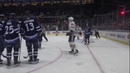 IceHogs vs Moose Обзор матча Регулярный сезон AHL 2019 20 08 11 2019