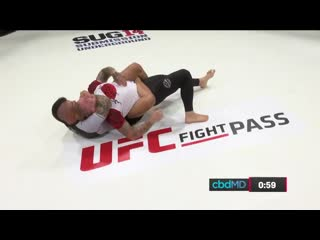 A long battle ends with an OT submission for Gabriel Checco! SUG14 SUGISLAND