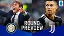 Who Will Be The King of Italy? | Conte vs Ronaldo | Derby D'Italia | Preview Round 7 | Serie A