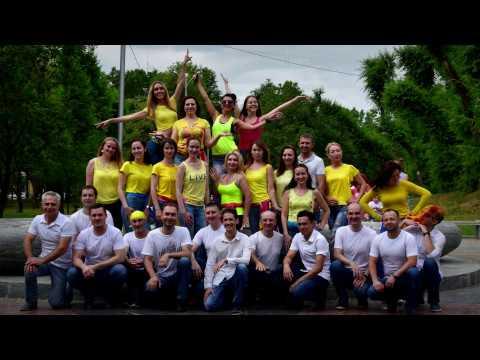 World Kizomba Day 2019 - Team KHABAROVSK - Russia