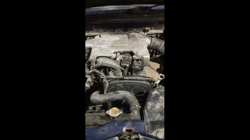 Замена двигателя на Mitsubishi Pinin 1999 г 1 8 GDI 4G93