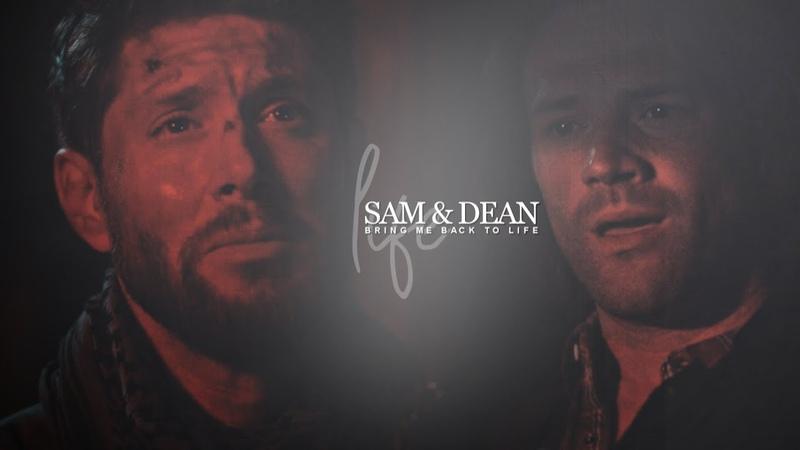Sam dean    you bring me back to life.