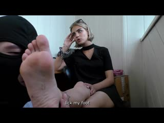 Russian femdom фут #sock #femdom #domination #stinky #fetish #sole# dirty #sole ayak #toe tickle #foot #suck #boot #shoe #feet