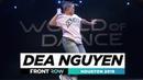 Dea Nguyen | FRONTROW | World of Dance Houston 2019 | WODHTOWN19 |