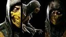 Mortal Kombat X MOBILE - НАДО ПОДКАЧАТЬСЯ