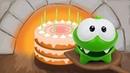 Ам Ням готовит из пластилина Плей До - Приключения Ам Няма - Игры для детей