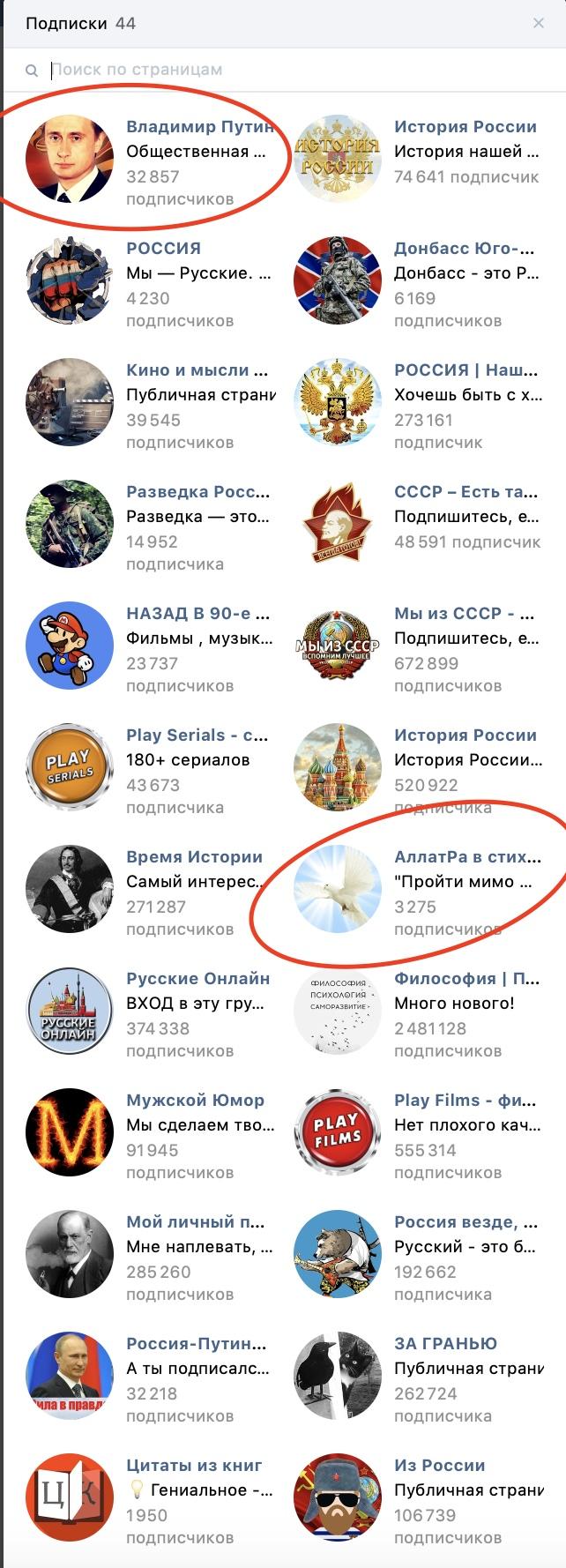 «Слава России» и её сквернословие, изображение №29