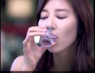 Корейская реклама ВОДКИ, Korean advertise