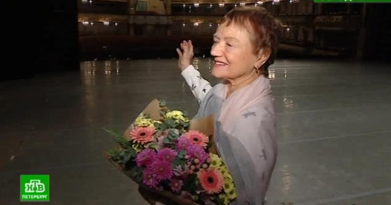 От Авроры до Раймонды: балетный Петербург поздравляет с юбилеем Габриэлу Комлеву