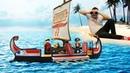 Aventura de los piratas Barco de Juguete Playmobil Vídeos para niños
