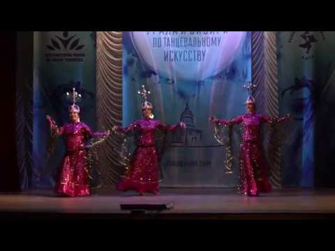 Choreography Tatiana Balueva, Izuminka dance group - Awalim