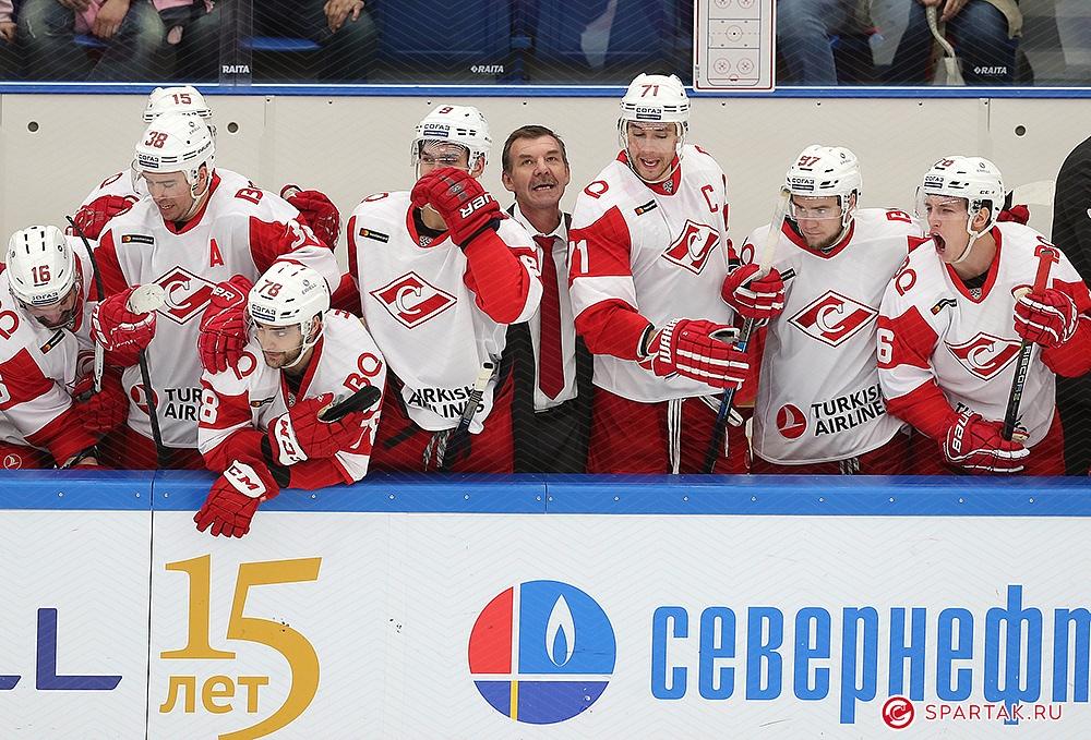 Олег Знарок: Обыграть СКА дорогого стоит