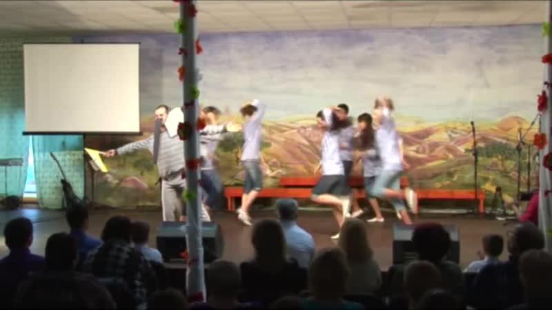 Танец мамонтёнка 25 11 2012