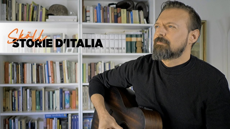 Skoll Storie d'Italia video ufficiale official video live acustico presa diretta aprile 2020