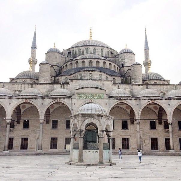 ПРЯМЫЕ рейсы в Стамбул за 3100 рублей (в одну сторону) из Москвы