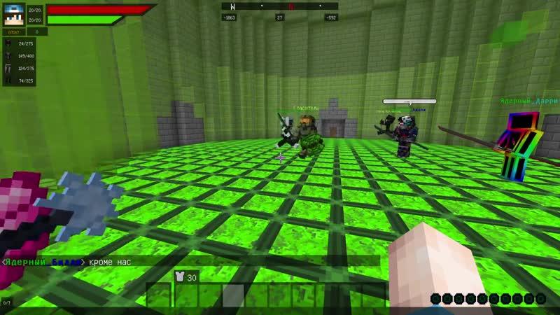 Tresh Minecraft Битвы Роботов В Майнкрафте 43 Возвращение Бури Неужели