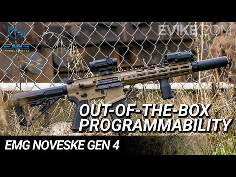 Out-of-the-Box Programmability - EMG NOVESKE GEN4 AEG - Review