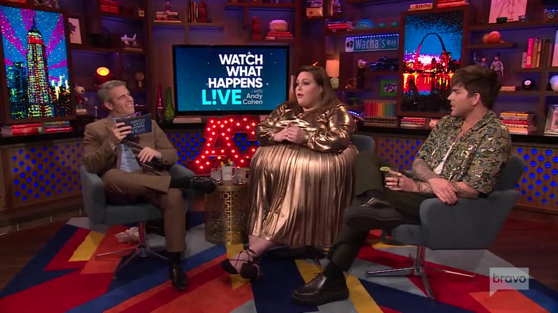 2017 02 16 WWHL After Show Bravo Trump Downfalls of Fast Fame Relationships Freddie's Shoes