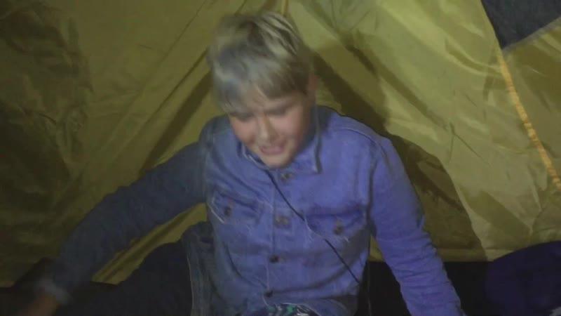 Лагерь Тайга camp Отряд Галактика Черти в лагере трейлер