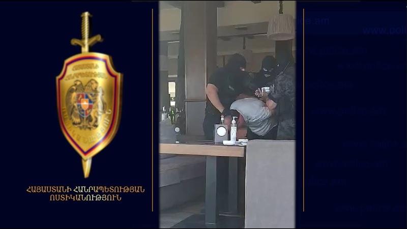 Ոստիկանները բերման են ենթարկել այսպես կոչված՝ օրենքով գող Ուֆայի Գևորիկին ․ նա ձերբակալվել է