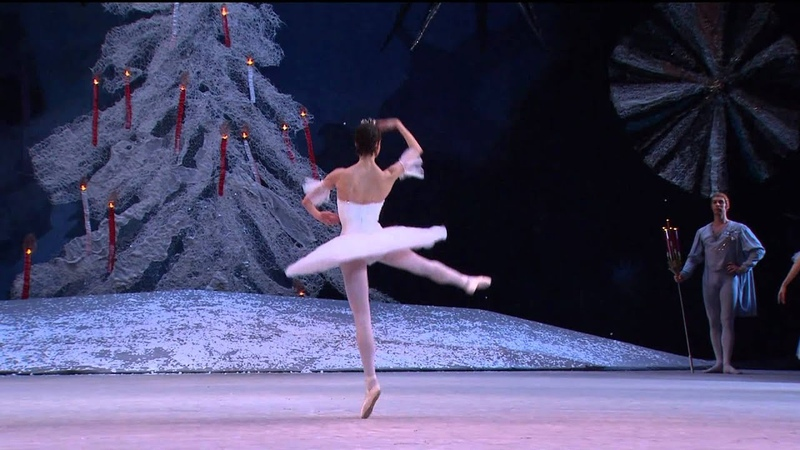 Pyotr Ilyich Tchaikovsky Nina Kaptsova Dance of the Sugar Plum Fairy 2010