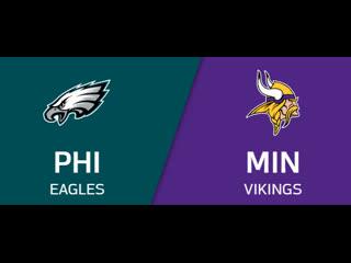 Nfl 2019-2020 / week 06 / philadelphia eagles - minnesota vikings / cg / en