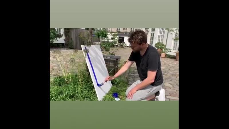 Pilou Asbæk Instagram 01 09 2019