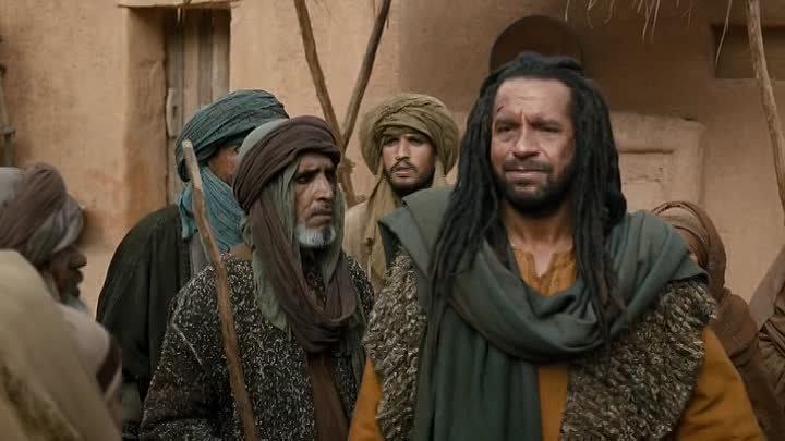 Наша эра Продолжение Библии 7 серия Визит