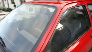 Ford Sierra MK2 3door coupe 1987 2,0 OHC stance