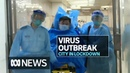 Chinese city goes into lockdown as coronavirus death toll doubles ABC News