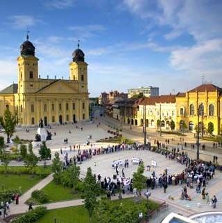 Прямые рейсы в Венгрию (Дебрецен) всего от 4900 туда-обратно из Москвы