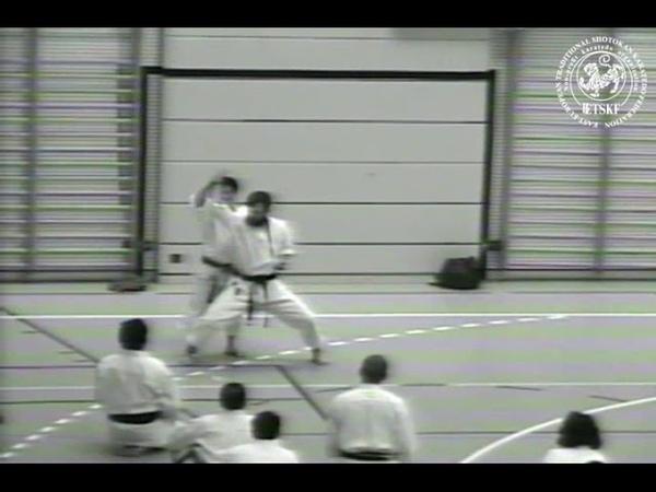 Sensei Dormenko Andrey and Arai Toru 1997 Switzerland