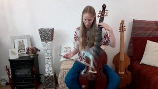 29 - Gastoldi duos - No 6, bass viol