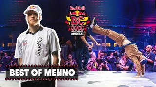B-Boy Menno | All Rounds | Red Bull BC One World Final 2019