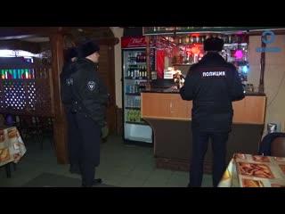 Бойцы пензенского ОМОН Росгвардии и сотрудники полиции проверили ночные заведения