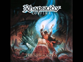 Rhapsody of fire - The Mystic Prophecy of the Demon Knight (Full track)