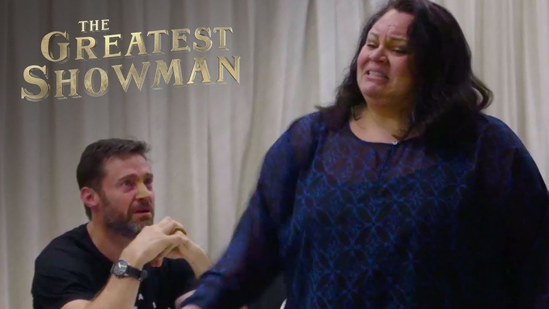 The Greatest Showman This Is Me with Keala Settle 20th Century FOX