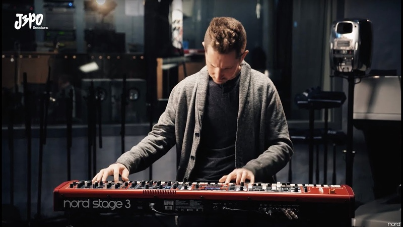 Nord Live Sessions Julian J3PO Pollack 3 Dreaming
