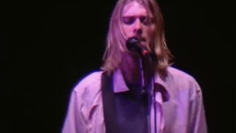 Nirvana - February 14, 1994 - [Pro/AUD2 Sync/Tweaks] - (17min) - Paris, France - Le Zénith