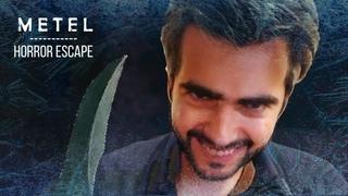 БЕЗУМНЫЙ МАНЬЯК ➤ Metel - Horror Escape #1