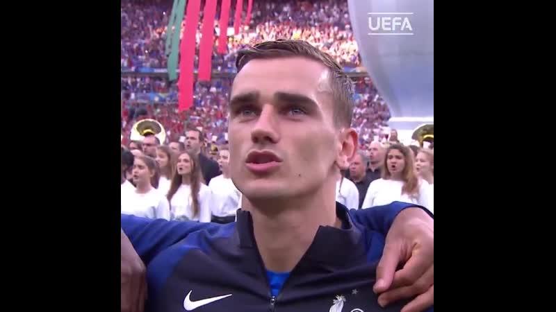 Dernière Marseillaise Euro 2016