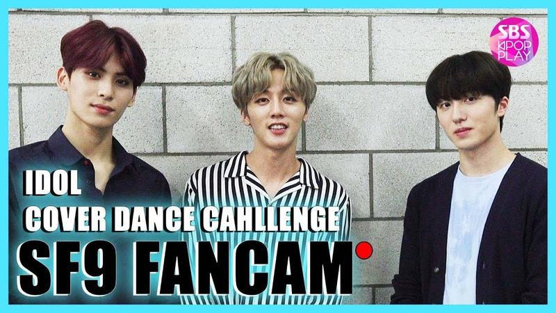 [IDOL COVER DANCE CAHLLENGE] 아이돌 커버댄스 챌린지 SF9 FANCAM EXO LOVE SHOT