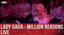 Lady Gaga Million Reasons Live C'Cauet sur NRJ