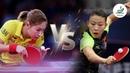 Smashback - Liu Shiwen vs Wu Yang | 2013 Women's World Cup (WS F)