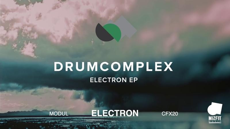 Drumcomplex - Electron - Misfit Music